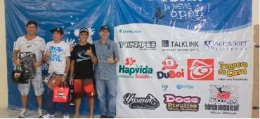 Trinta Pés patrocina 1º Bola de Neve Open de Fortaleza CE